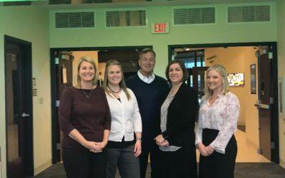 ROI Volunteers at Junior Achievement St. Louis