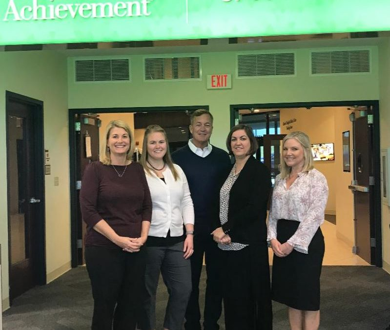 ROI Volunteers at Junior Achievement St. Louis