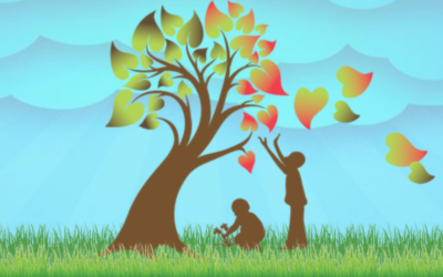 Giving Children Roots to Heal and Grow