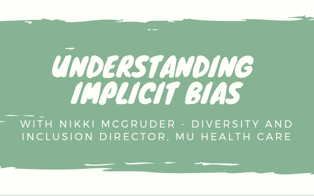 Understanding Implicit Bias with Nikki McGruder