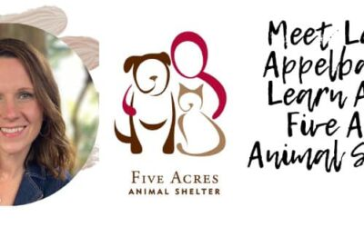 Meet Lauren Appelbaum With Manna Pro And Learn About Five Acres Animal Shelter